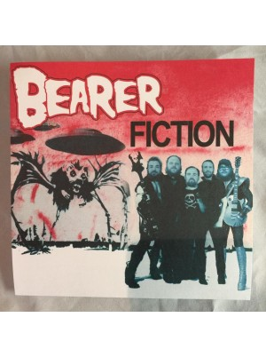"Bearer, The - Fiction 7"" (Splatter Vinyl)"