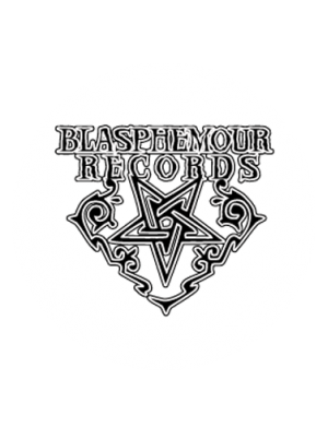 Blasphemour Records - Logo Button