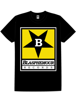 "Blasphemour Records ""Grumpy Old Man"" Tshirt"