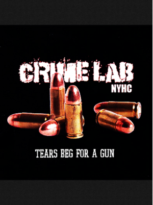 Crime Lab - Tears Beg For A Gun CD