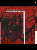 Overmars - Affliction, Endocrine … Vertigo CD (w/ DVD)