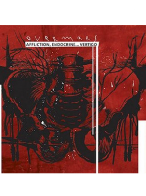 Overmars - Affliction, Endocrine … Vertigo CD (w/ DVD)