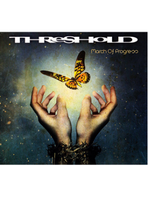 Threshold - March of Progress CD
