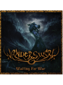 "Wandersword ""Waiting For War"" CD"