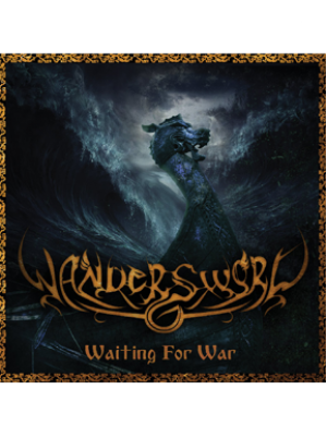 Wandersword - Waiting For War CD