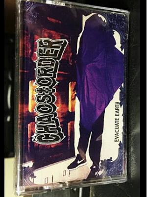 Chaos Order - Evacuate Earth Cassette