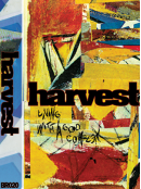 "Harvest ""Living With A God Complex"" Cassette w/ Digital"