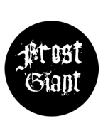 Frost Giant - Logo Button