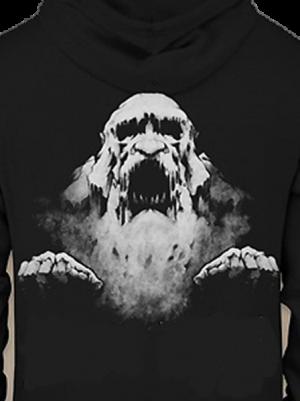 """Frost Giant """"Giant""""  Zip Up Hooded Sweatshirt"""