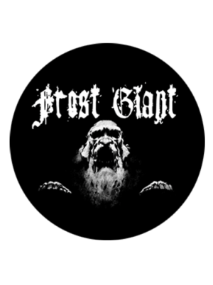 Frost Giant - Giant Button