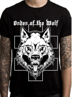 Chaos Order/Werewolf Congress - Order of the Wolf Tshirt
