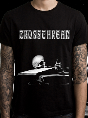 Crossthread - Documenting Dead Days Tshirt