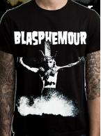Blasphemour Records - Danzig Rip 2 Tshirt