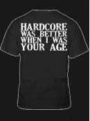"Blasphemour Records ""Grumpy Old Man"" V2 Tshirt"
