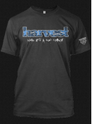 "Harvest ""Living With A God Complex"" Tshirt"