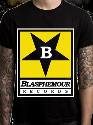 .Blasphemour Records - Revelation Rip Tshirt