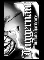Juggernaut - Buffalo Hardcore Sticker