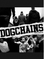 Dogchains - Give/Take 7 inch (Black Vinyl)
