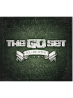 "The Go Set - Rolling Sound 12"" (Black Vinyl)"