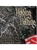 "Holding On To Nothing - Forth Place Concession Prize... 7"" (Black Vinyl)"