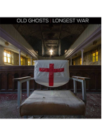 "Longest War / Old Ghosts - Split 7"" (Red Vinyl)"