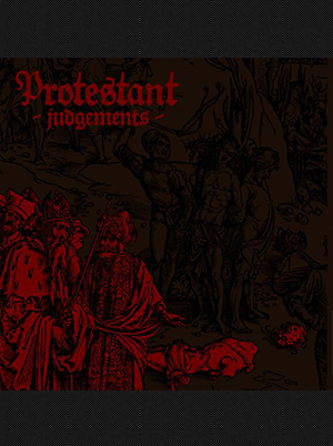 Protestant - Judgements 12 inch (Black Vinyl)