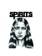 "Spirits - Discontent 12"" (Orange Vinyl)"