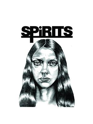 "Spirits - Discontent 12"" (Orange Vinyl)"