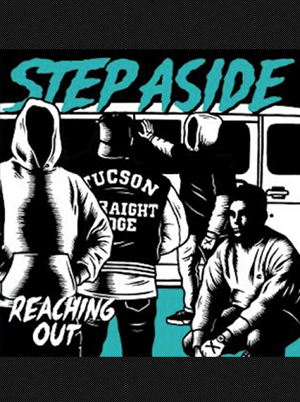 Step Aside - Reaching Out  7 inch (Frost Vinyl)