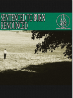 Sentenced to Burn / Renounced - Split 7 inch